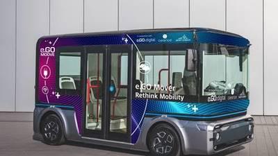 乘客通过语音识别和玻璃表面,即可与汽车进行交互,酷不酷?