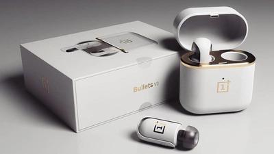 一加首款真无线耳机亮相,药丸造型、黑白两种配色