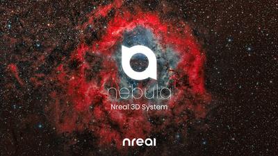 Nreal 发布 3D 系统「星云」,支持全部安卓应用 | CES 2020