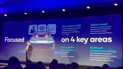 高通推出全新的 Snapdragon Ride 平台,为自动驾驶铺路丨CES 2020