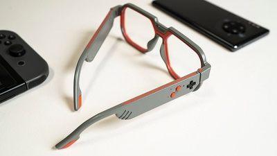 智能眼镜不该只有智能,Mutrics 打造了一款高颜值、防蓝光的游戏音频眼镜