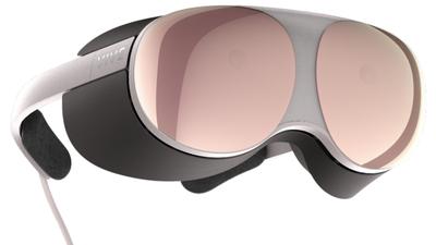 HTC Vive 推出玫瑰金色的智能眼镜代号 Photon,还透露了 XR 未来的发展路径
