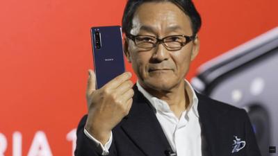 索尼首款 5G 旗舰手机 Xperia 1 II 采用蔡司镜头,4K HDR OLED 90Hz 等效显示屏