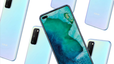 荣耀海外发布首款预装华为 AppGallery 应用商店的智能手机 V30 Pro