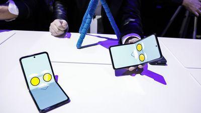 三星计划到将可折叠手机的产能扩大到每月 100 万台的规模