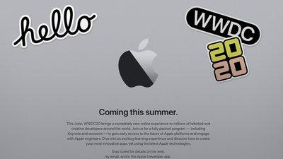 受疫情影响,苹果宣布 WWDC 2020 将转为线上进行