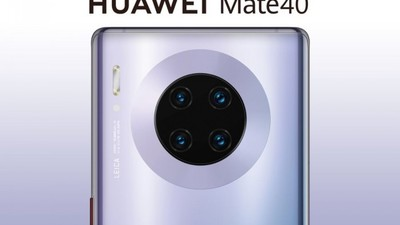 华为 Mate 40 全新交互:相机外圈变触控屏幕,很多骚操作可以有