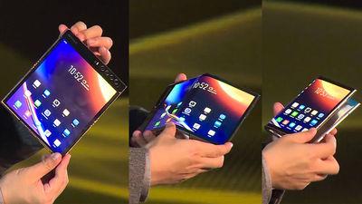 柔宇发布新一代折叠手机 FlexPai 2,将与中兴合作推蝉翼全柔性屏 5G 手机
