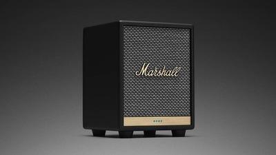 Marshall 新款智能音箱 Uxbridge,支持三种语音助手,售价约 1410 元