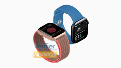 新一代 Apple Watch 将搭载触摸 ID、睡眠跟踪和血氧水平监控