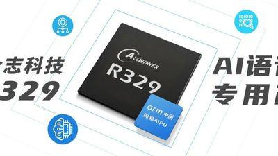 全志科技 x Arm 中国:推出首款 AI 语音专用芯 R329