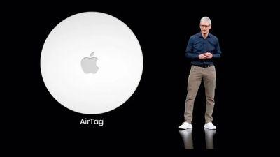 苹果泄露了电子追踪器 AirTag 的名称,或与 iPhone 9 一同发售