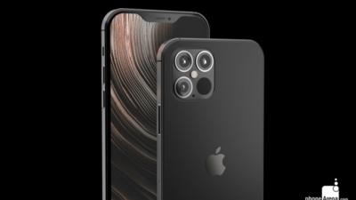 iPhone 12 系列细节曝光:「刘海屏」尺寸缩小、后置三摄 + 激光雷达