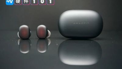 华米 Amazfit PowerBuds 评测:运动心率监测让它与众不同