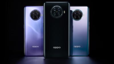 OPPO Ace2 发布:65W+40W 最快充电组合,售价 3999 元起