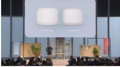 上市 6 个月的 Google Nest WiFi 路由器大降价了