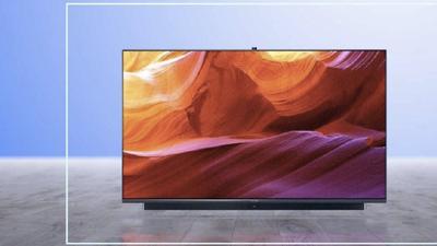 华为入门级智慧屏 V55i 发布:鸿鹄芯片 + 4K 屏幕,3799 元起