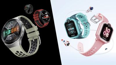 华为智能手表再上新:华为 Watch GT 2e 和儿童手表 3 Pro 超能版