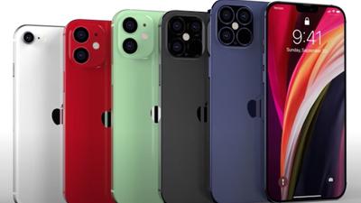 iPhone 12 阵容参数配置全曝光:屏幕、相机、价格一览无余