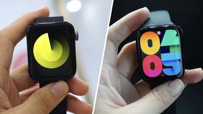 横评小米智能手表和 OPPO Watch,几分特别,又修得 Apple Watch 几分功力?