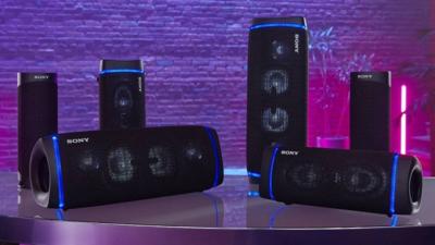 索尼发布三款重低音系列蓝牙音箱,还能给手机充电,售价 700 元起