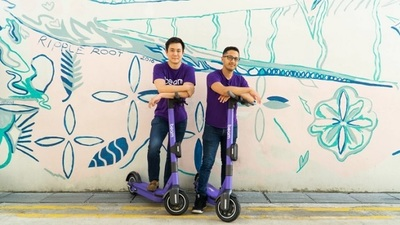电动滑板车还有市场,新加坡初创企业 Beam 获 2600 万美元融资