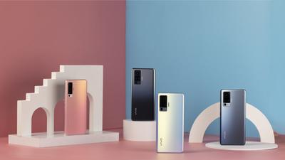 塞入微云台的 vivo X50 系列正式发布,售价 3498 元起