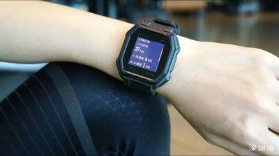 厉害的 PAI 100,和华米的腕上健康革命