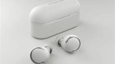 松下首款真无线耳机发售,设计紧凑,主动降噪