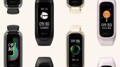 OPPO 手环全新发布,支持睡眠、心率、每秒连续血氧监测,售价 199 元起