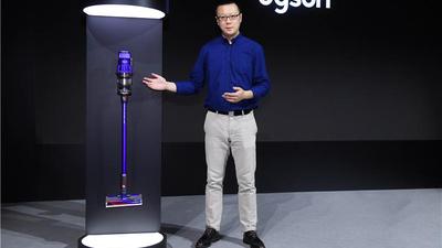 戴森史上最轻无绳吸尘器 Digital Slim 中国首发,3690 元起