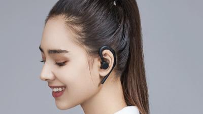 小米发布单耳的蓝牙耳机 Pro,三重通话降噪,两种交互方式,40 小时续航