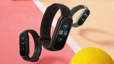 189 元起,小米手环 5 发布,24 小时监测你的心率、睡眠、身体状态