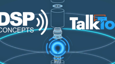 DSP Concepts 降噪软件 TalkTo 通过 Alexa 认证
