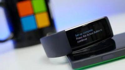 专利显示,微软健身可穿戴设备将配备血压检测