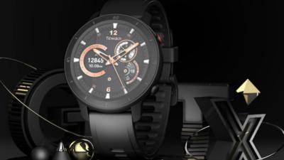 出门问问 TicWatch GTX 发布:时尚、硬朗,主打入门级运动,售价 399 元