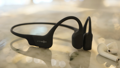 苹果将利用骨传导音频改善 AirPods 音质?专家说,Apple Glass 更有可能