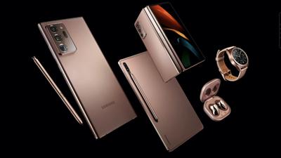 手机、平板、耳机、手表、折叠手机,三星夏季的盛大「开箱」带来了 5 款旗舰新品