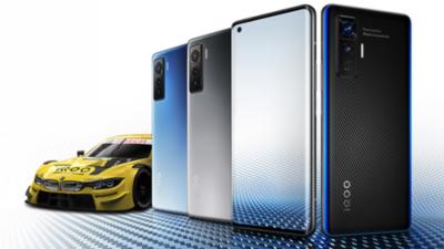 iQOO 5 系列正式发布,超高刷新率、超快闪充、更强的电竞体验,售价 3998 元起