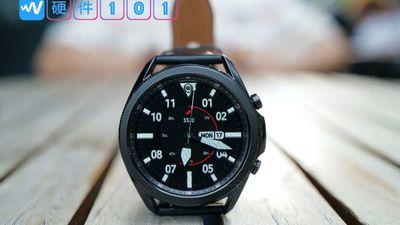 三星 Galaxy Watch3 评测:出色的交互体验,实用的健康功能,优秀的设计做工