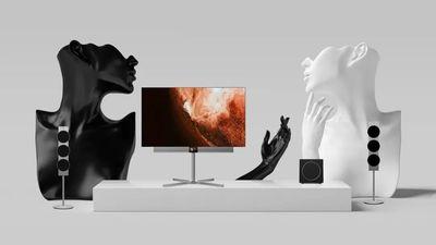 美兹黑标亮相外滩,首发私人定制电视,套装售价近 36 万