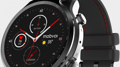 首款高通骁龙 4100 智能手表 TicWatch Pro 3 即将发售,标价 299.99 英镑