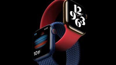 Apple Watch 双发:15 秒血氧测量、家人共享设置、新的高度计、可惜续航没变化