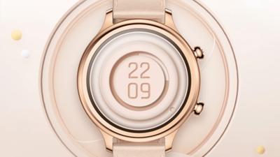 出门问问 TicWatch C2 Plus 发布:女性时尚、智能生活,售价 1399 元