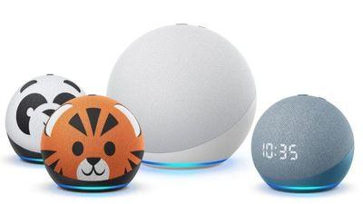 球形音箱、会飞的监控摄像头,你给亚马逊今年的新硬件打几分?