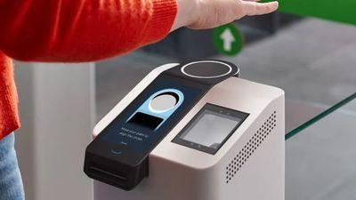 亚马逊推出 Amazon One 掌纹识别技术,初期将用于无人商店支付