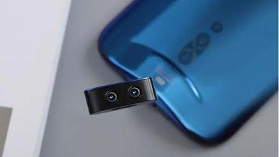 分离式镜头,可语音控制,vivo 的这款概念手机还可以做迷你相机