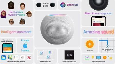 苹果想用 749 元的 HomePod mini 超越其他智能音箱过去 6 年取得的成绩