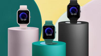 华米科技发布 Amazfit Pop 智能手表,支持血氧检测,仅售 349 元