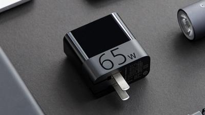 129 元紫米 65W 充电器套装发布,充满 iPhone 12 不到两个钟